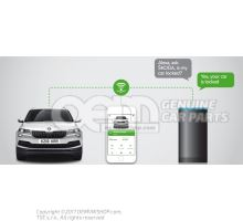 "Alexa – ""how's my ŠKODA today?"" OEM02168001"