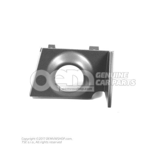 Cache gris platine 8S0919267A 1RR