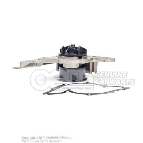 Coolant pump with seal 078121006 X