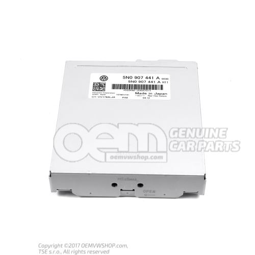 Calculateur pour systeme de camera de recul 5N0907441A