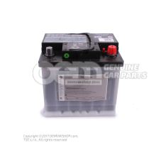 Batterie avec indicateur de charge, remplie et chargee 000915105DB