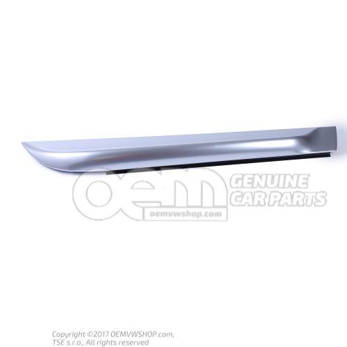 Cubierta p. puerta aluminio Audi A6 Allroad Quattro 4F 4F9853970C 3Q7