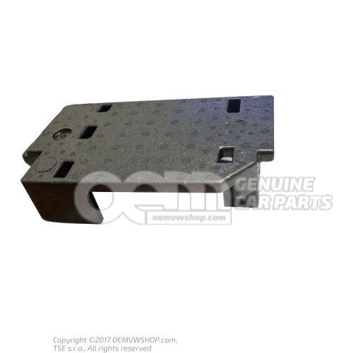 Support de boitier d'interface interface 1K0919737M