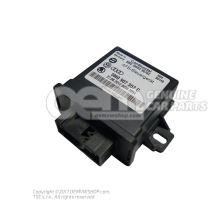 Control unit for cornering light and headlight range ctrl 5M0907357C