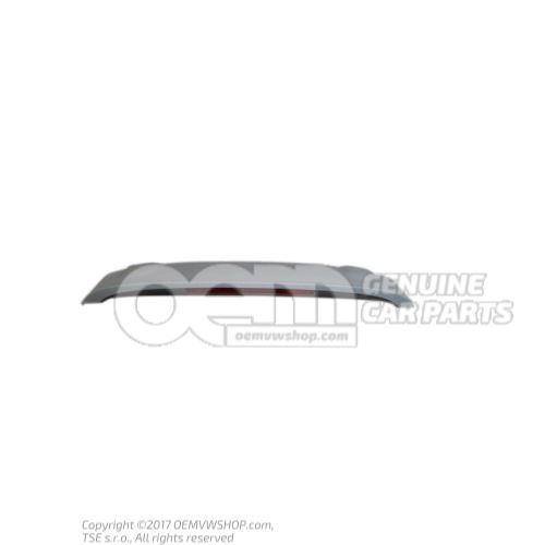Spoiler couche de fond Volkswagen Scirocco 1K8 1K8827933E GRU