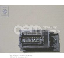 Multiple switch for side lights, headlights, front and rear fog lights multiple switch for 1H6941531AJ01C