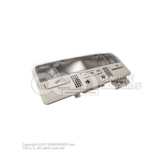 Плафон салона с фонар.д.чтения жемчужно-серый 3B7947105F 2EN