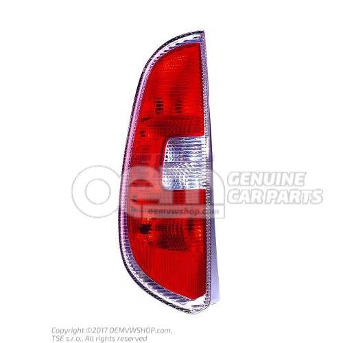 Feu arriere porte-ampoule gauche 5J7945111