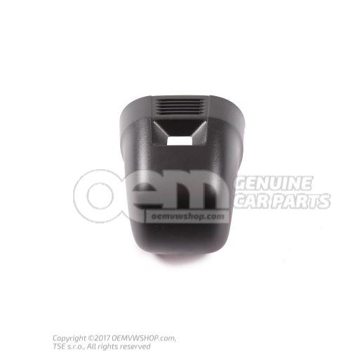 Tapa protectora negro satinado 3G0858548A 9B9