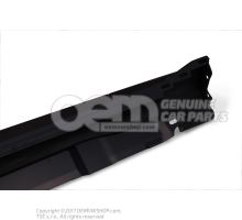 Side member trim primed left 8S0853859C GRU