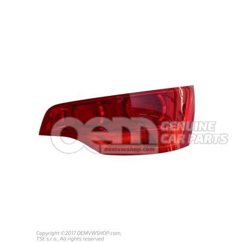 Tail light Audi Q7 4L 4L0945094