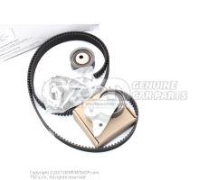 Pемонтный комплект зубчатого ремня с натяжным роликом 077198119A