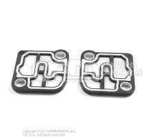 Kit de reparación para 0B5 DL501 - 7 velocidades S-tronic mecatrónica Audi A4 A5 A6 Q5 0B5398048D