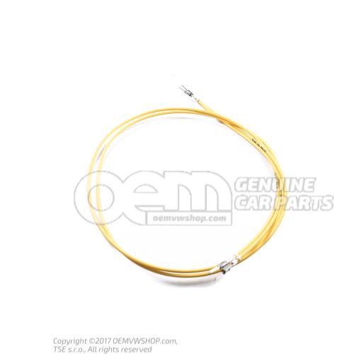 Flat male connector with detent lug N 10336102
