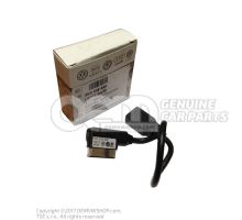 Adapter wiring harness for MEDIA-IN socket 5N0035558