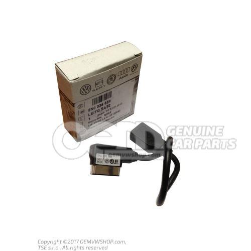 Súprava vodičov adaptéra pre multimed. zásuvku Media-IN
