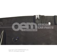Noise insulation Seat Exeo 3R 3R0863821A