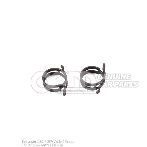 Abrazadera de fleje elastico N 90687101