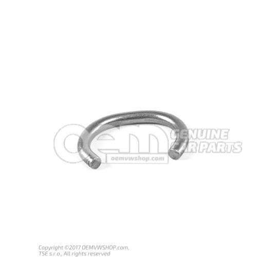 Пружинное стопорное кольцо 012409413A