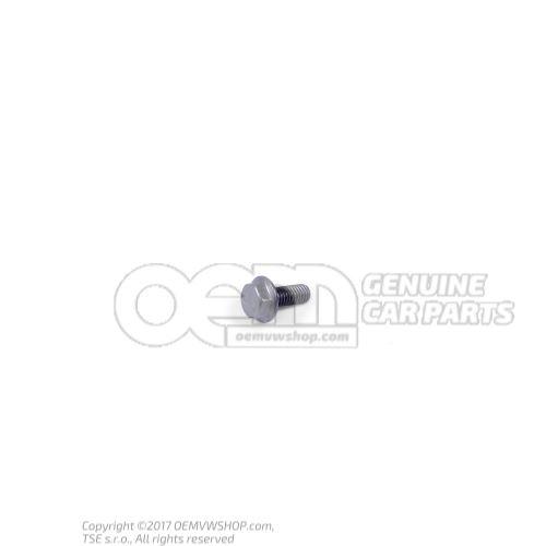 六角螺栓 接地线 车顶框架 右置方向盘 8缸 柴油发动机 M6X15 N  90440706