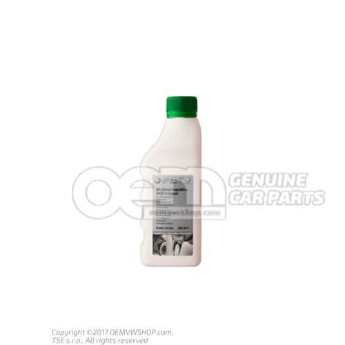Brake fluid B 000750M2
