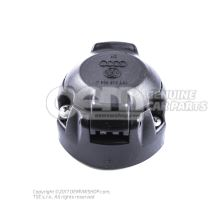 Housing for trailer towing socket 13 pin 3D0945505A