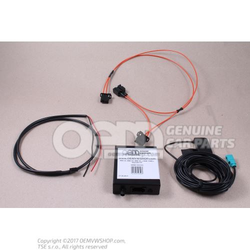 MMI 2G, MMI 3G, MMI 3G + DAB / DAB + Upgrade Kit OEM01455320