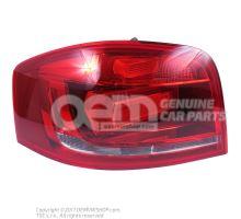 Feu arriere gauche Audi A3 Saloon/Sportback 8P 8P3945095