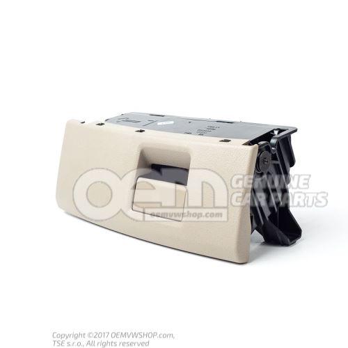 Casier de rangement beige cardamom 8K0882601B K38