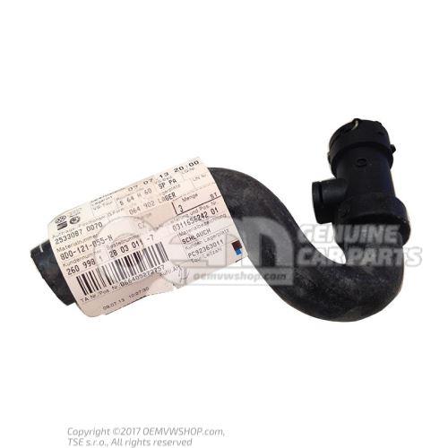Coolant hose 8D0121055N