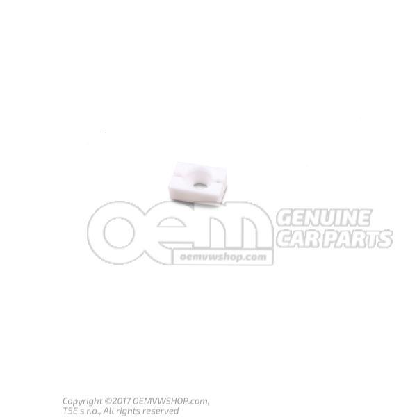 Genuine Sliding Shoe Front VW AUDI SKODA SEAT Arteon Beetle Cabrio 6Q0711550