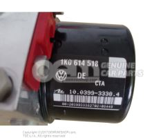 Kit de reparation pour unite hydraulique ABS 1K0698517B