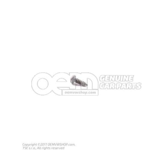 N  01396111 半圆头钢板螺栓 3,9X13