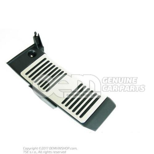 Base for foot support soul (black) 8J1864777B 4PK