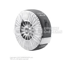 Sacs de roue pour les roues complètes 4F0071156