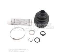 Joint protective boot with assembly items and grease 1K0498203