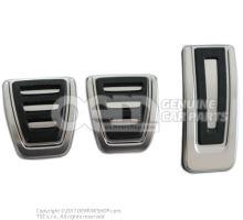 1 juego de casquetes de pedal 5G1064200