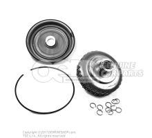 Repair kit for multiple clutch