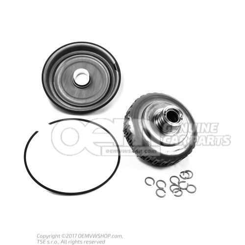 Genuine wet dual clutch repair kit  for 02E / DQ250 DSG Gearboxes