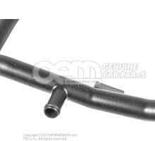 Coolant pipe 06A121065DE