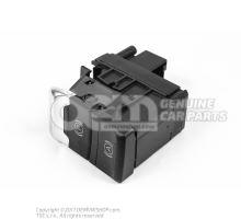 Commutateur pour frein de stationnem. électrom.  -EPB- nero standard 8K2927225D WEP