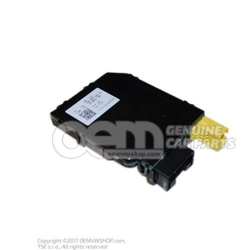 Электронный модуль блока подрулевых переключателей 1K0953549CH