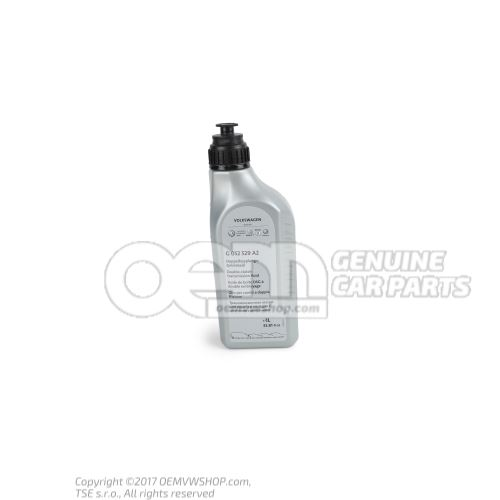 Dual clutch transmission fluid G 052529A2