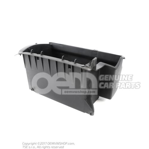 Stowage box onyx 6Y0881581A 47H