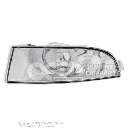 Halogen fog lamp Skoda Octavia 1Z 1Z0941701C