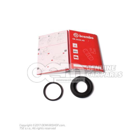 Set of gaskets for brake caliper housing 420698671B