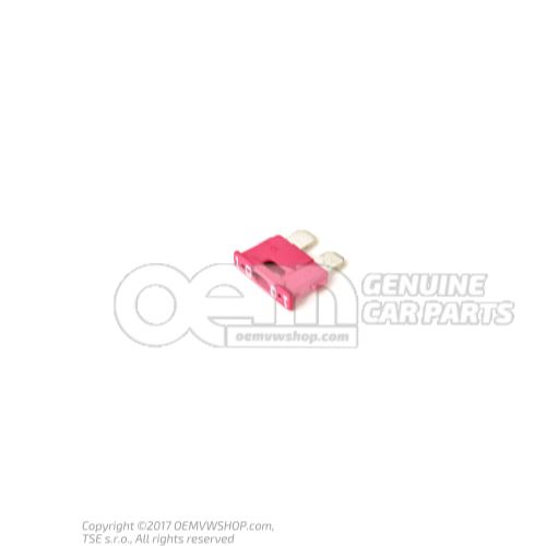 N  01713111 Fusible plano           19/2x5
