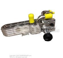 冷却器,用于废气 再循环 038131513H