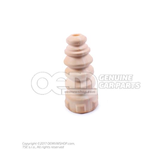 Stop buffer for sports suspension Round 3C0511359