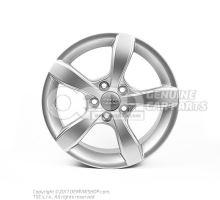 Jante aluminium argent brillant 8X0071495 8Z8